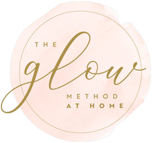 The Glow Method @ Home logo